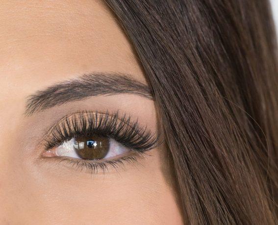 hybrid eyelash extension